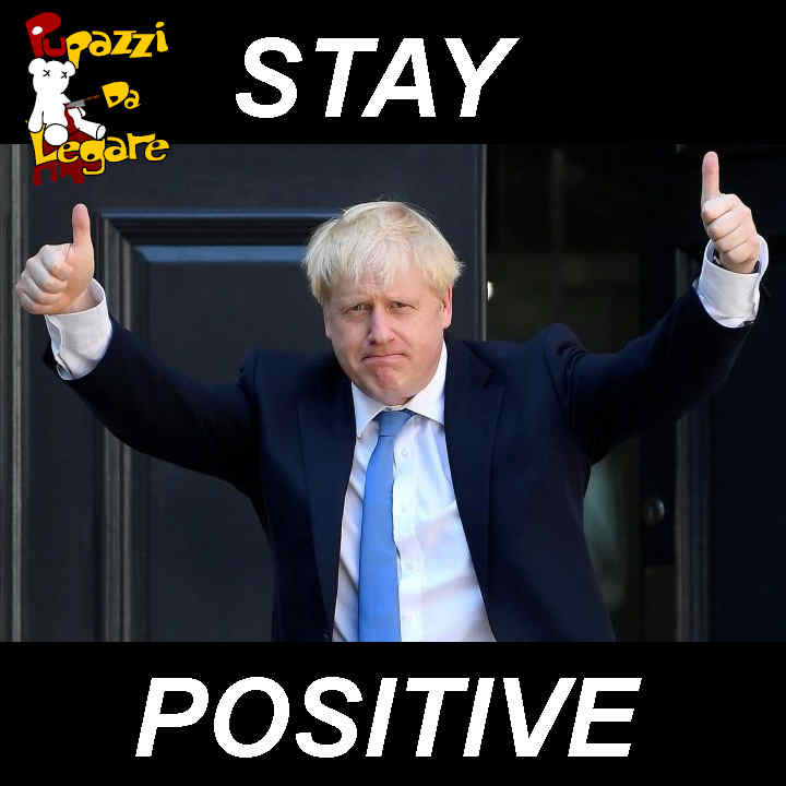 Boris Johnson coronavirus covid-19 meme blackhumor