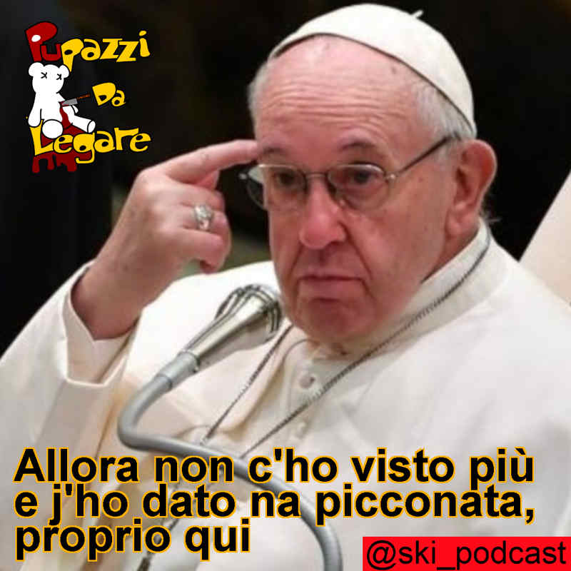 Meme Black Humor - Papa Francesco